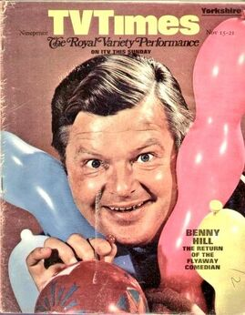 1969-11-15 TVT 1 cover