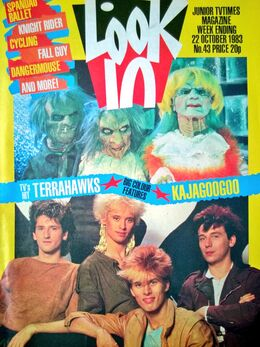 1983-10-22 Look-In 1 cover