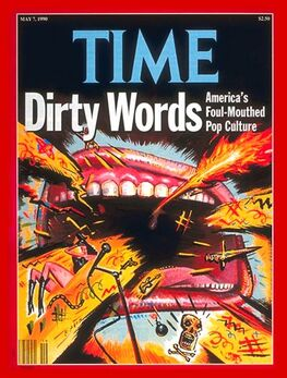 1990-05-07 TIME 1 cover