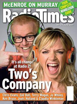 2011-06-18 RT 1 cover Radio 2