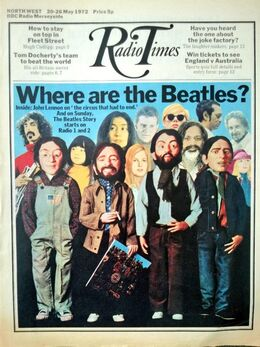 1972-05-20 RT 1 cover Beatles 2