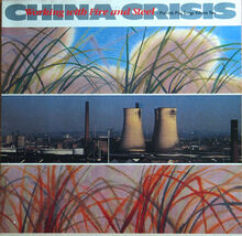 Working with Fire LP sleeve front