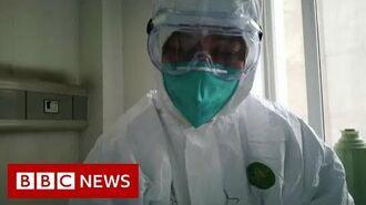 Coronavirus- Britons told to leave China – BBC News