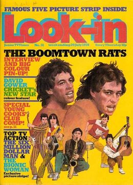 1978-07-29 Look-In 1 cover