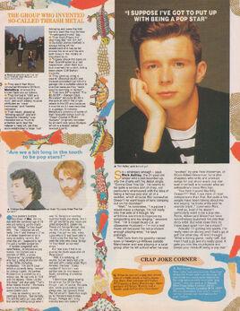 1987-08-26 Smash Hits 2 Rick Astley