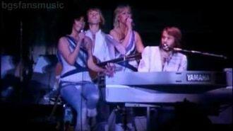 I Have a Dream - ABBA -Wembley Arena; 1979-