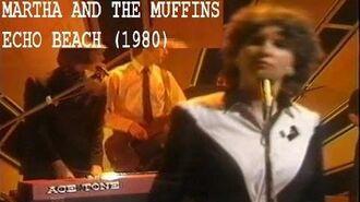 Martha & The Muffins - Echo Beach (TOTP March 1980)
