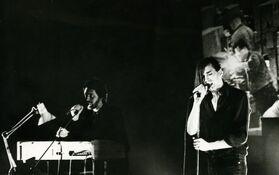 1980 - George Square Theatre, Edinburgh - 2