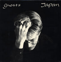 Ghosts 7in single 1982 front