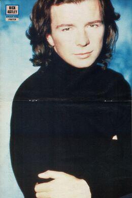 Rick Astley 1991
