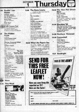 1964-10-01 TVT listings 2