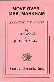 Mrs Markham