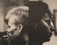 1981-03-21 NME Depeche Mode photo