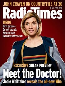 2018-07-21 RT 1 cover Doctor Who