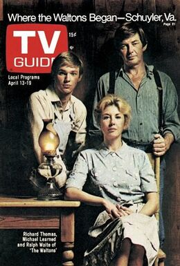 1974-04-13 TV Guide USA 1 cover