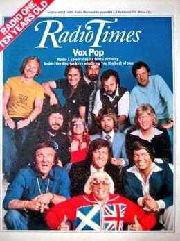 1977-10-01 RT 1 cover Radio 1 Vox Pop