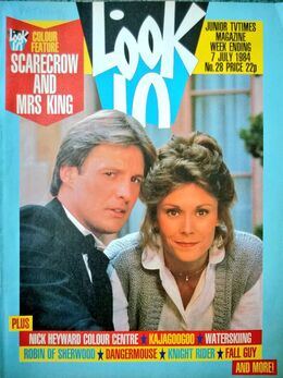 1984-07-07 Look-In 1 cover