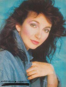 Kate Bush (Smash Hits, 1985)