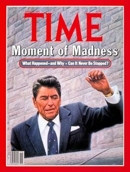 1981-04-13 Time cover Reagan