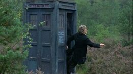 The Third Doctor's First Appearance (HD) - Spearhead From Space - Doctor Who