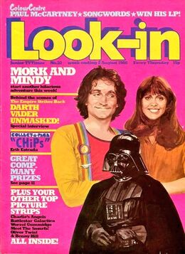 1980-08-02 Look-In 1 cover
