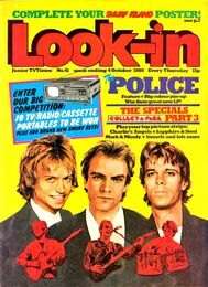 1980-10-04 Look-In 1 cover