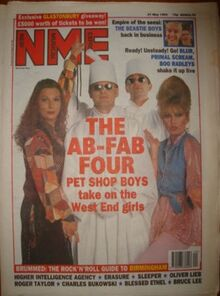 1994-05-21 NME 1 cover PSB