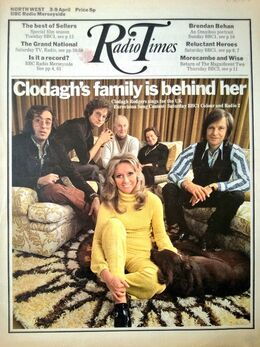1971-04-03 RT 1 cover Clodagh Rogers