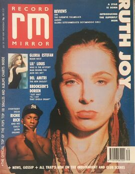 1989-07-29 RM 1 cover