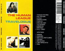 Travelogue CD 2003 rear