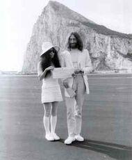1969-03-20 Lennon and Ono wedding