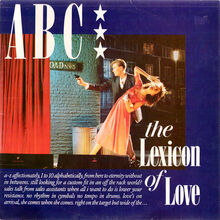 Lexicon of Love LP front