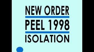 New Order - Isolation (Peel Session 11.24