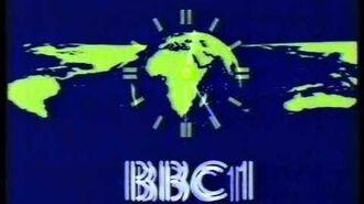 11 February 1983 BBC1 James Dean & closedown