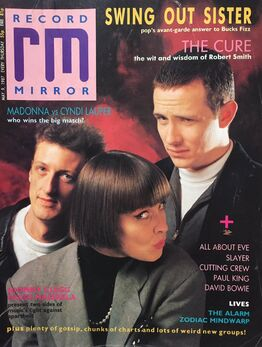 1987-05-09 RM 1 cover Swing Out Sister