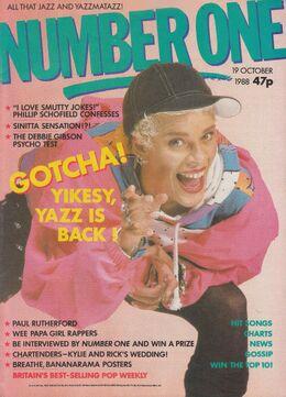 1988-10-19 No1 1 cover
