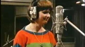 Sheena Easton Recording 'Modern Girl' 1980