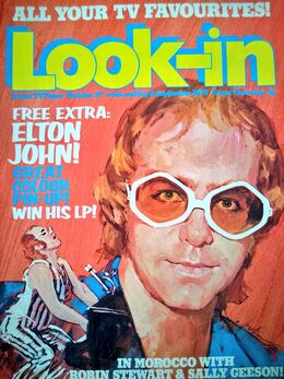 1973-09-08 Look-In 1 cover