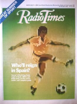 1982-06-12 RT 1 cover World Cup