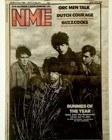 NME 1980-11-22 cover