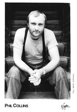Phil Collins, 1981