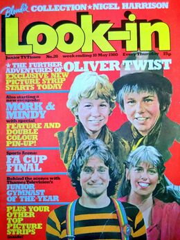 1980-05-10 Look-In 1 cover