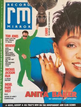1988-11-12 RM 1 cover