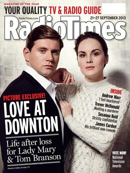 2013-09-21 RT 1 cover Downton Abbey