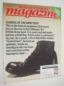 1983-03-13 Army boot cover