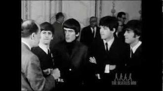 The Beatles - Entrevista AP y CBS TV (10 Feb 1964)