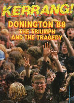 1988-09-03 Kerrang 1 cover