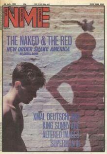 1983-07-23 NME New Order America