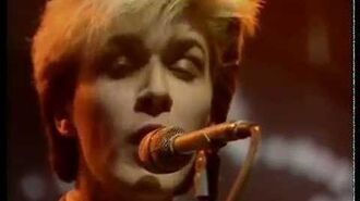 Japan - The Art of Parties (Old Grey Whistle Test, 1982)