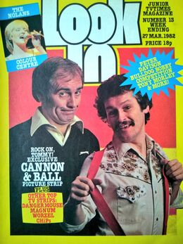 1982-03-27 Look-In 1 cover
